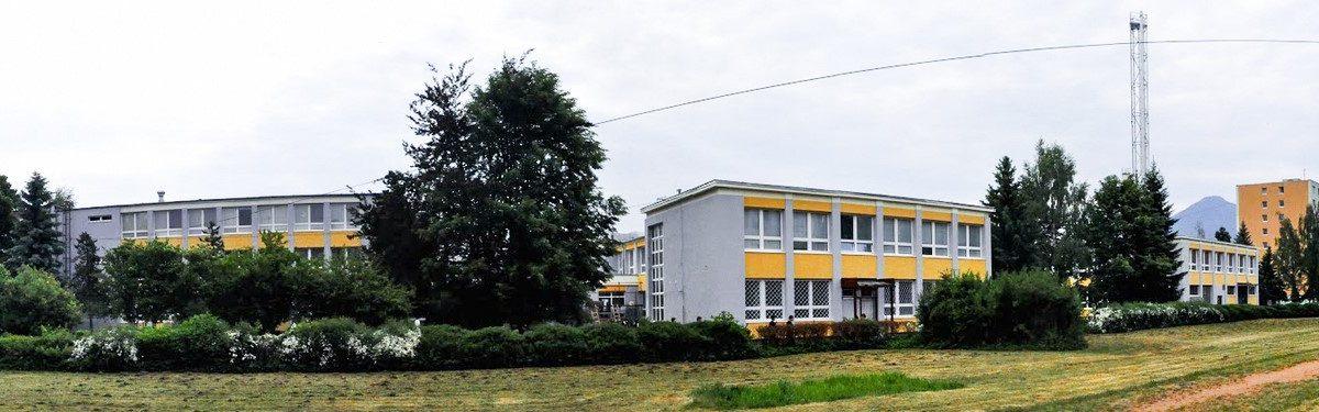 Budova školy, Hotelová akadémia Liptovský Mikuláš, 1