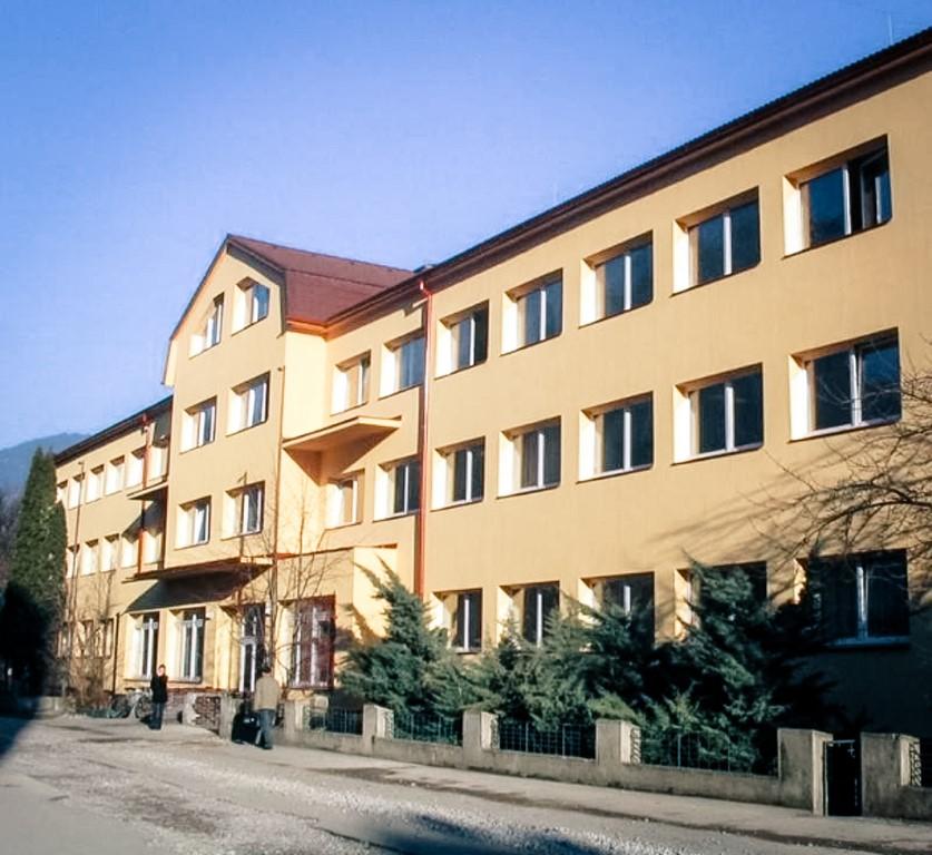 Budova školy OARK