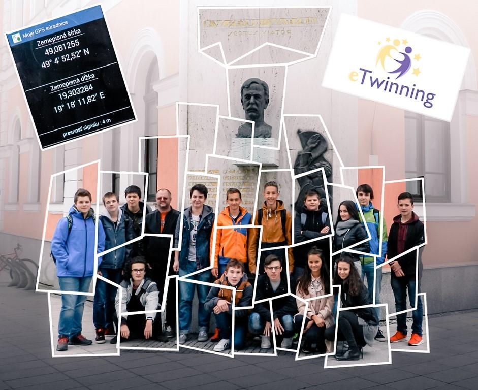 Gymnázium+6. e-Twinning