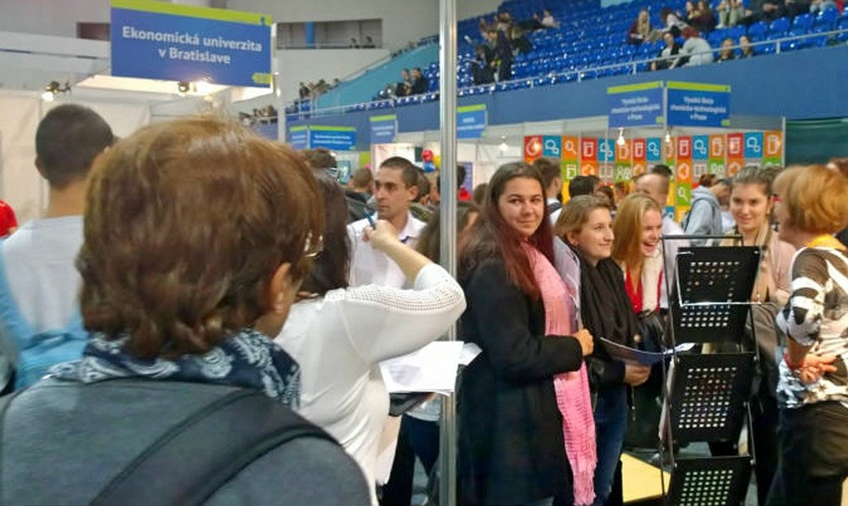 Obchodná akadémia Ružomberok 2