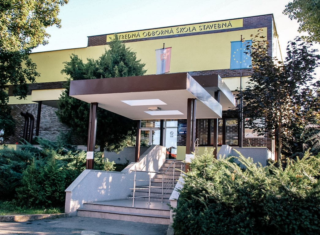SOŠ stavebná Žilina - č. 2 Fotka budova školy