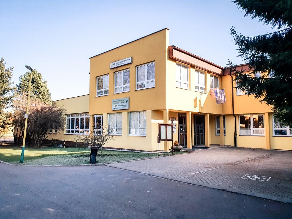 SOSDZA-Skola budova A