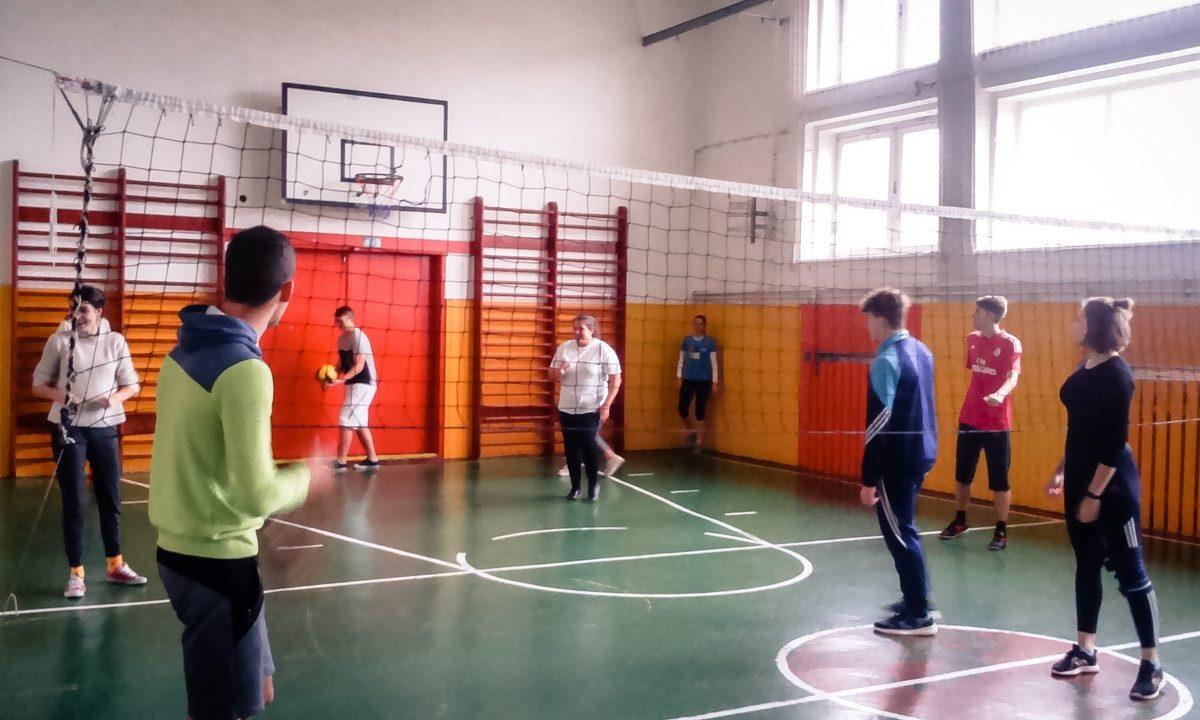 Volejbalovy turnaj