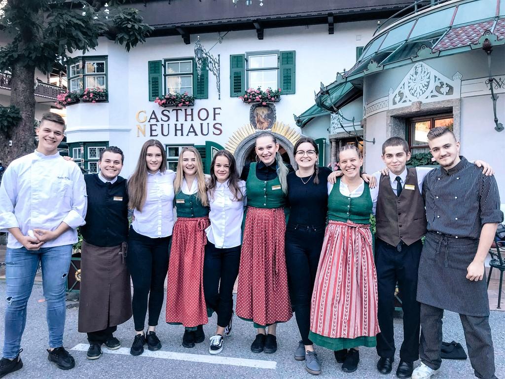 Zahraničná prax - Rakúsko