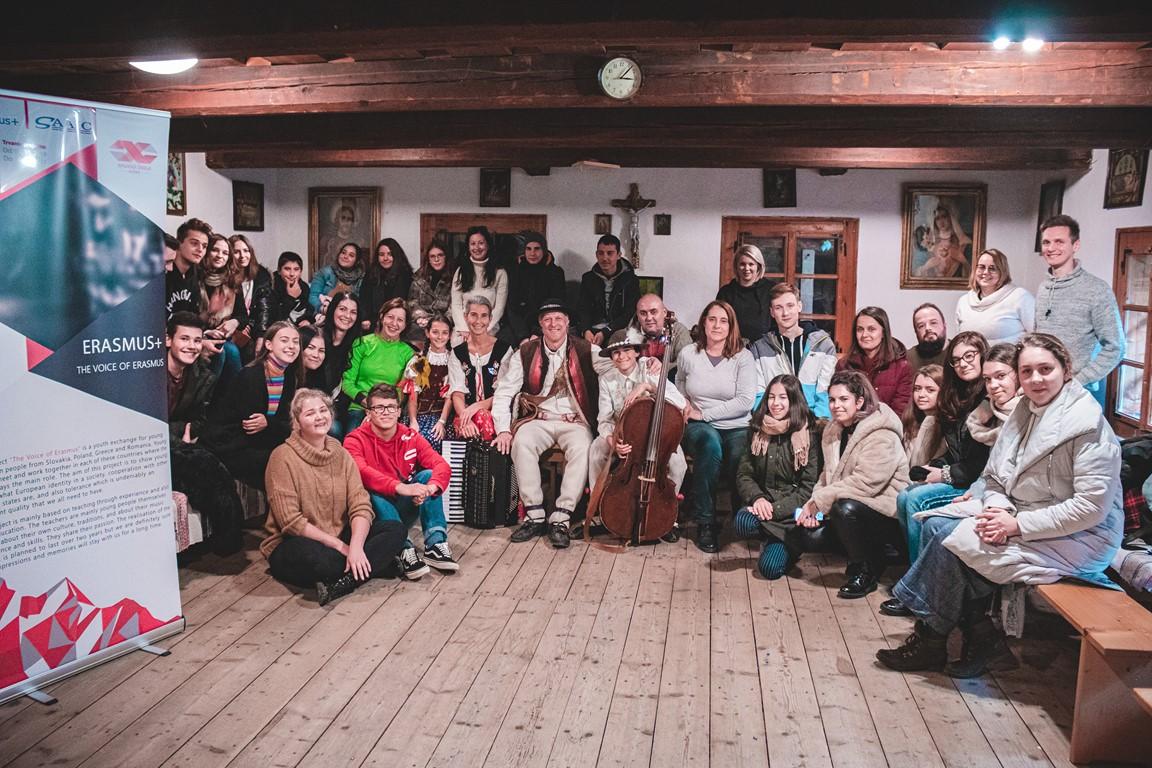 projekt Erasmus +